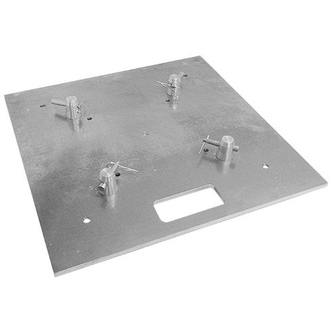 "Global Truss BSPLTE20X20AF34 Aluminum 20 "" X 20"" Base Plate"