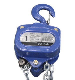 Global Truss CHAINHOIST30 1 Ton 30' Manual Chain Hoist