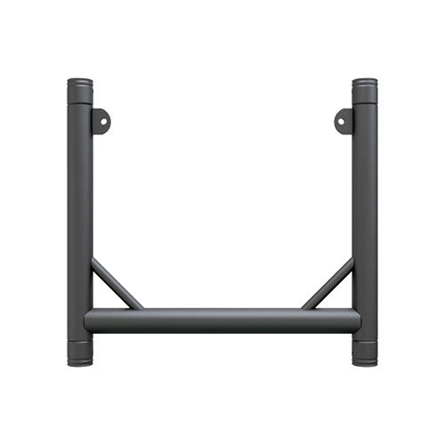 Global Truss DTQUICKGRIDBLK Black Powder Coat Lighting Grid Section For Moving Heads