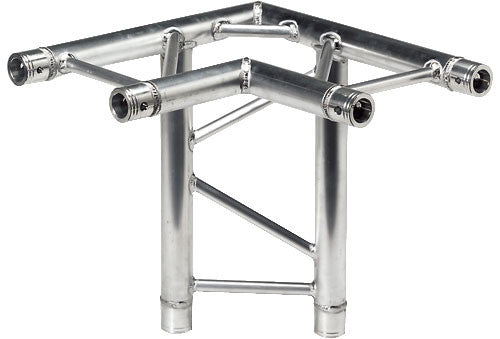 Global Truss IB4063H 3-Way 90 Deg. Horizontal I-Beam Corner
