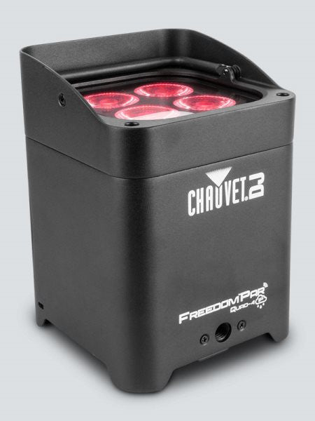 Chauvet Dj FREEDOMPARQD4IP Freedom Par Quad-4 IP Includes: IRC-6