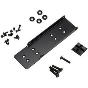 Shure WA504 Universal Mounting Bracket for Connecting 2 Half Racks(Mount an Extruded Chassis to Sid