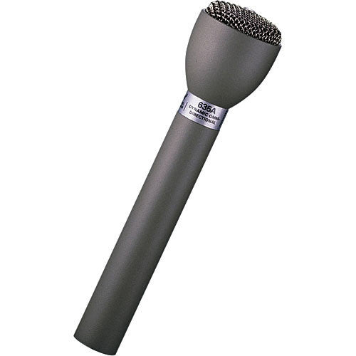 "Electro Voice 635AB ""Classic"" dynamic omnidirectional interview microphone, black"