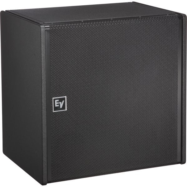 "Electro Voice EVA1151DFGB SINGLE 15"" FIBERGLASS, BLACK"