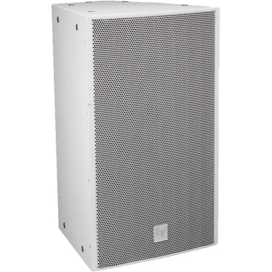 Electro Voice EVF1151SFGW SINGLE 15IN, 400 WATT LF SYSTEM, PASSIVE/BI-AMP, FIBERGLASS, WHITE