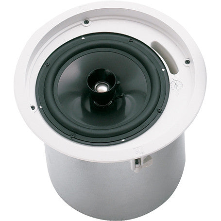 "Electro Voice EVIDC82 8"" Coaxial Speaker W/Horn Loaded Ti Coated Tweeter, Taps At 30, 15, 7.5, 3.75"