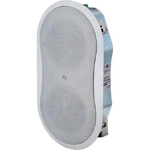 "Electro Voice FM62 Fm6.2, Dual 6"" Flush Mount In-Wall Speaker System, 8 Ohm,/70V Operation, Sold"