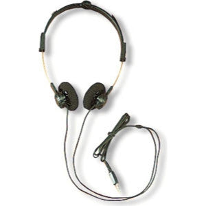 Electro Voice HED2 Collapsible lightweight headphone.