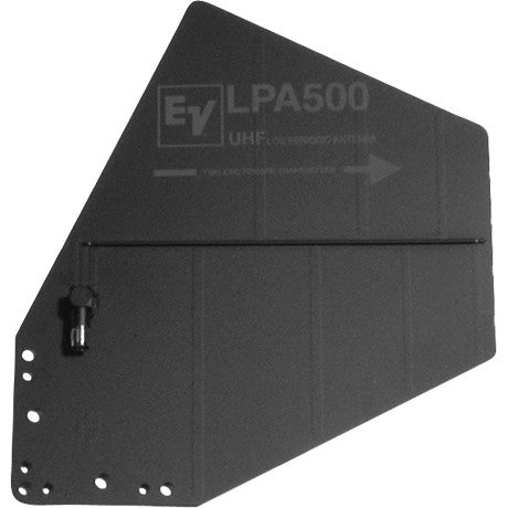 Electro Voice LPA500 EV Branded Log periodic antenna 450 - 900MHz with 10' coax cable and mounting