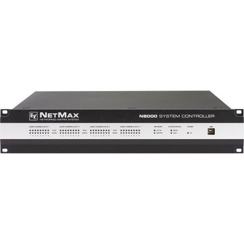 Electro Voice N80001500 Netmax Controller Including Dsp-2 Extension For A Total Of 1,800 Mips Proce