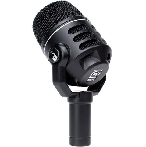 Electro Voice ND46, supercardioid dynamic instrument mic