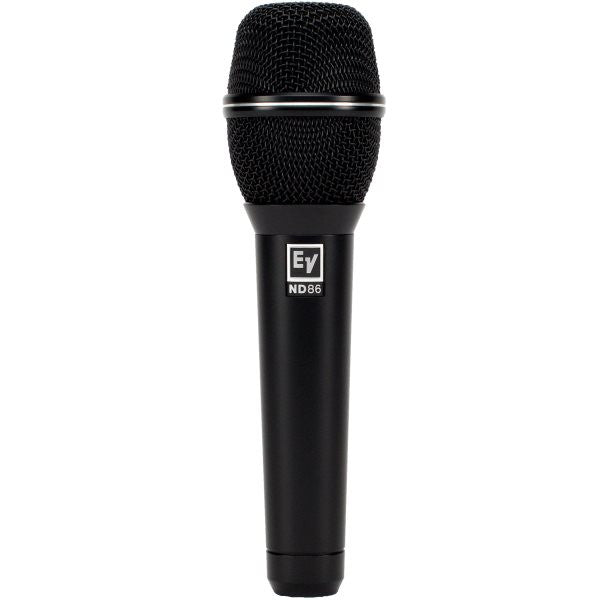 Electro Voice ND86, supercardioid dynamic vocal mic
