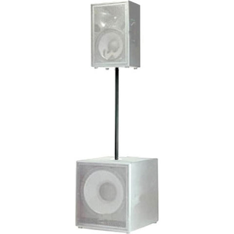 Electro Voice PCL35 Fixed height loudspeaker pole with M20 thread.'  For use with EKX and ETX subwo