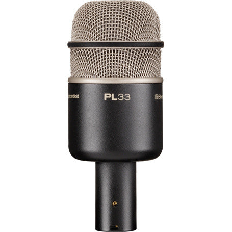 Electro Voice PL33, Kick drum microphone, Dynamic, Supercardioid