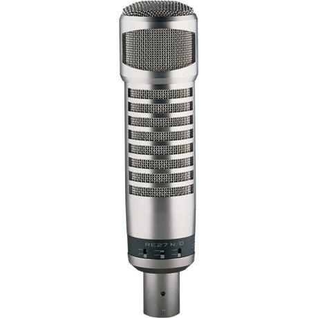 Electro Voice RE27ND N/DYM Variable-D® dynamic cardioid studio microphone