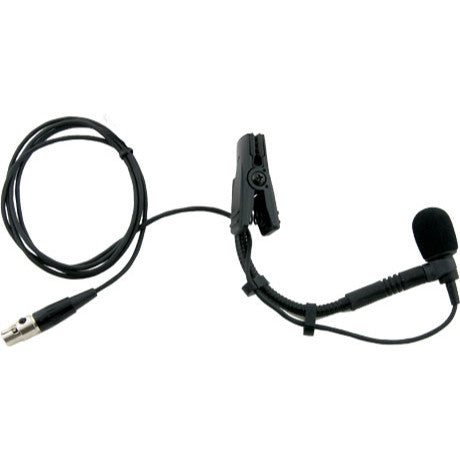 Electro Voice RE920TX Premium cardioid instrument mic with a custom shock mounting clip and TA4 con