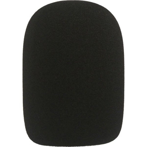 Electro Voice WSPL2 WSPL-2, Foam windscreen (black) for PL33 kick drum microphone (also fits RE20 a