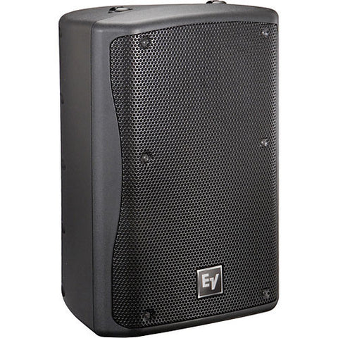 "Electro Voice ZX390B 600W 12"" 2-Way Loudspeaker, Bi-Amp Or Passive, 90 X 50 Horn, Integral Stand Mo"