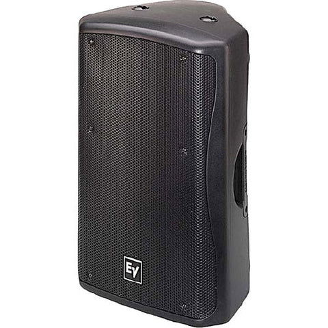 "Electro Voice ZX590PI 600W Weatherized Installation, 15"" 2-Way Loudspeaker, Integral Stand Mount, 9"