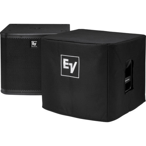 Electro Voice ZXA1SUBCVR Padded Cover for ZXA1-SUB - EV Logo
