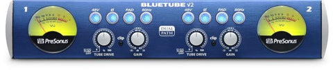 Presonus BLUETUBEDPV2 2-Channel Mic / Instrument Tube Preamp