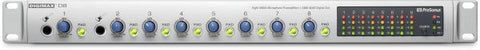 Presonus DIGIMAXD8 8-Channel Mic Preamp w/44.1k and 48k digital output