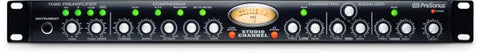 Presonus STUDIOCHANNEL Single Channel Tube Strip - Mic Preamp / Comp /EQ