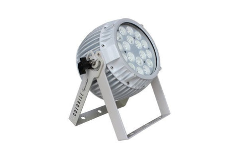Blizzard Lighting CLRSEINFINIWHW Indoor rated fixture with 18* 5W AWC 3-in-1 LEDs, AnyFi (Skywire+WDM