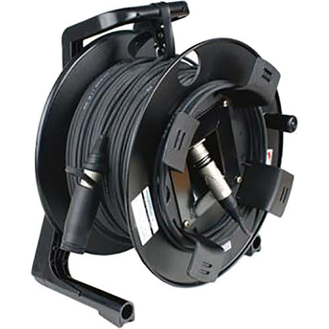 Allen & Heath AH7000 240' Neutrik Etherflex Cat 5 Reel, Drum