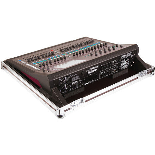 Allen & Heath FCGGLD80 Flight Case for GLD-80 with mini Doghouse