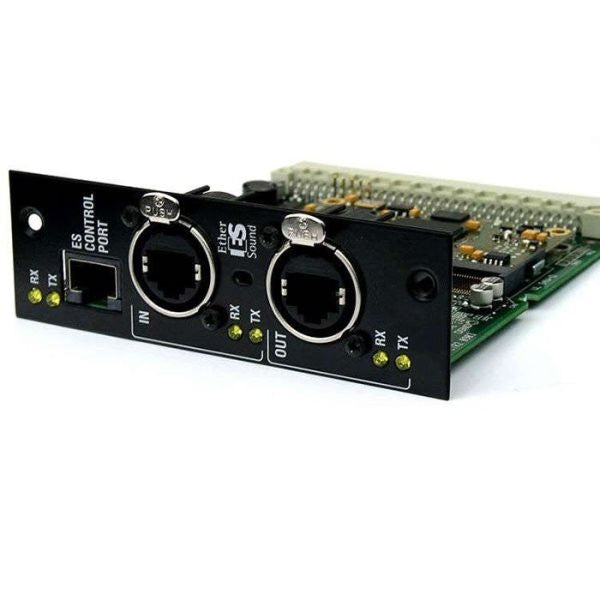 Allen & Heath MESV2A Ethersound Module 64 channels with loudspeaker control