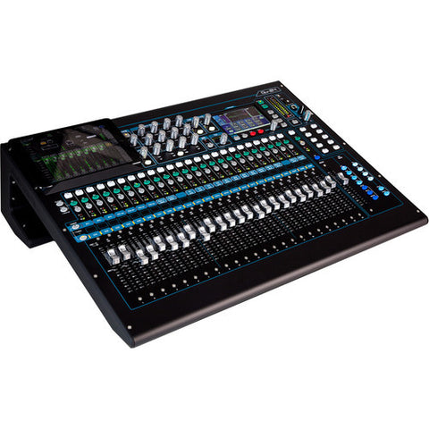 Allen & Heath QU24C 24 Mic/Line +3 stereo, 20 mix outputs,digital mixer,4 efx engines,onboard r