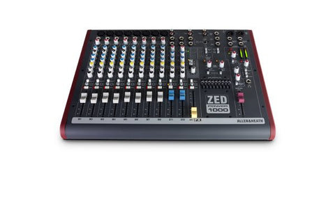 Allen & Heath ZEDP1000 ZED Powered Mixer