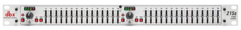 Dbx DBX215SV 2 Series - Dual 15 Band Graphic Equalizer