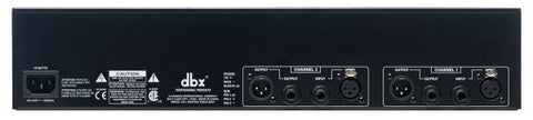Dbx DBX231SV 2 Series - Dual 31 Band Graphic Equalizer