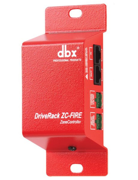 Dbx DBXZCVFIRE ZC FIRE Fire System Interface