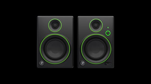 "Mackie CR4BTPAIR 4"" Multimedia Monitor with Bluetooth® (Pair)"