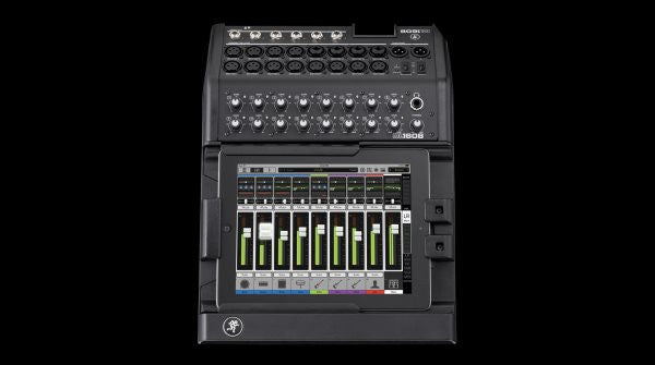 Mackie DL1608 16-channel Digital Live Sound Mixer w/ iPad Control Lightning