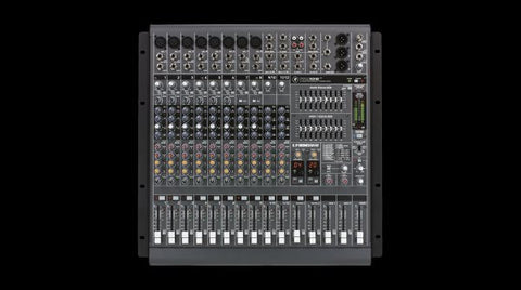 Mackie PPM1012 12-channel Powered Desktop Mixer w/ Effects (1600W)