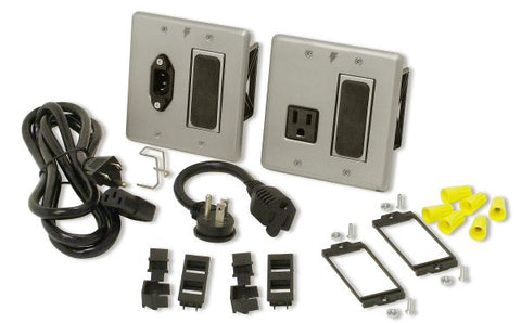 Furman MIWXT 15A In-Wall Power & Signal Bay, 15A Code Compliant Extension System