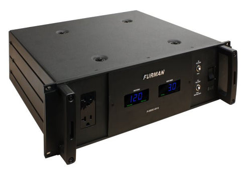 Furman P3600ARG 30A Advanced Global Voltage Regulator 90V-265V Input,  NEMA 20A & 30A 120V
