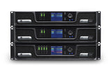 Crown CDIDRIVEC2300BL Analog + BLU link input, 2 channel, 300W per output channel