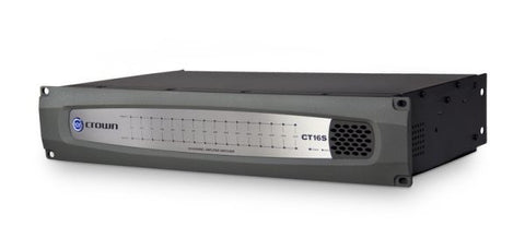 Crown CT16S Switcher  sc 1 st  Pro Audio and Lighting & Amps u0026 Processing u2013 Tagged