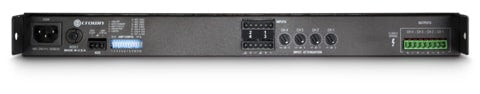 Crown ComTech DriveCore CT475, Four channel, 75W @ 4/8? Power Amp