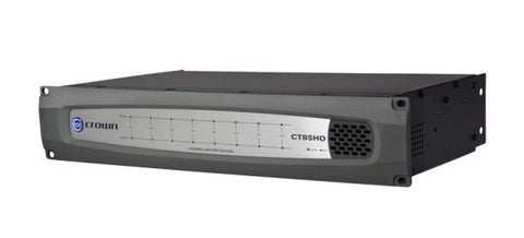 Crown CT8SHO Amplifier Accessories