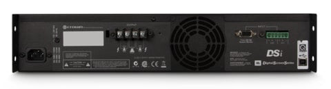 Crown DSI1000 2x500W Cinema Amplifier w/DSP