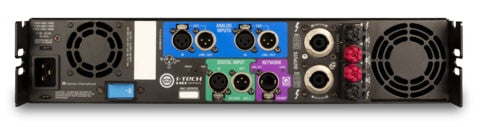 Crown IT5000HD Two-channel, 2500W @ 4? Power Amplifier