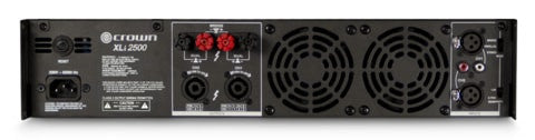 Crown XLI2500 Two-channel, 750W @ 4? Power Amplifier
