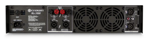 Crown XLI3500 Two-channel, 1350W @ 4? Power Amplifier