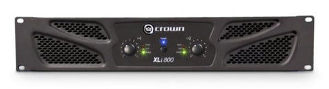 Crown XLI800 Two-channel, 300W @ 4? Power Amplifier